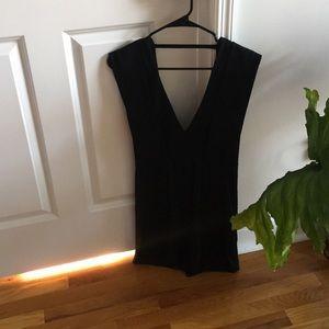 Super Cute Black mini dress